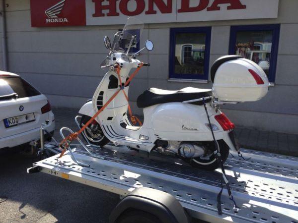 Mototrrad Transporter Klein Gebremst Deyring Anhaenger Img 2137