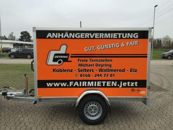 Einachser Koffer Gebremst Deyring Anhaenger Img 5181