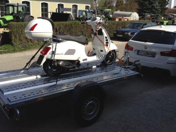Mototrrad Transporter Klein Gebremst Deyring Anhaenger Img 2139