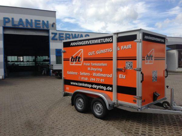 Mototrrad Transporter Komfort Gebremst Deyring Anhaenger Img 2389
