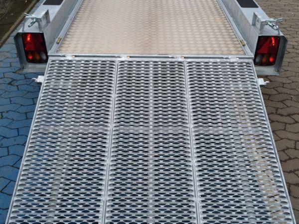 Baumaschinentransporter Gebremst Deyring Anhaenger Img 3301