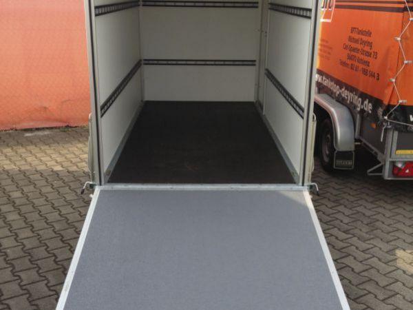 Zweiachser 3m Koffer Gebremst Deyring Anhaenger Img 2175