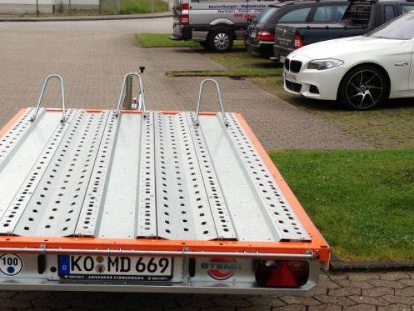 Mototrrad Transporter Xl 1 3m Gebremst Deyring Anhaenger Img 2385