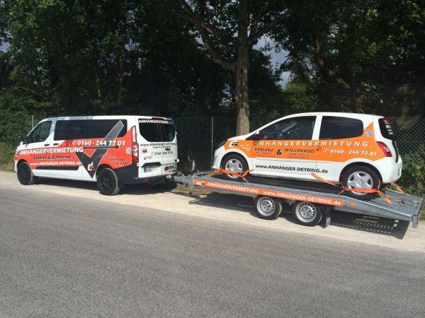 Auto Transporter 4m Gebremst Deyring Anhaenger Img 4216