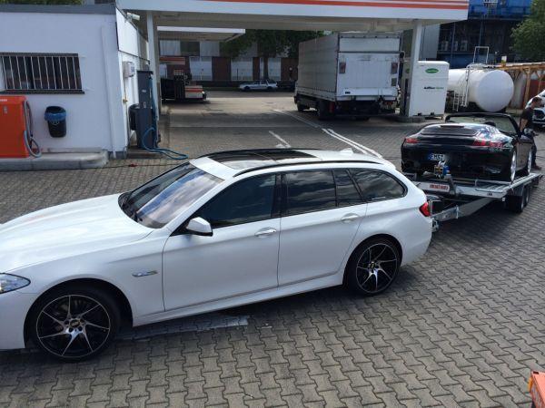 Auto Sportwagen Transporter Gebremst Deyring Anhaenger Img 3828