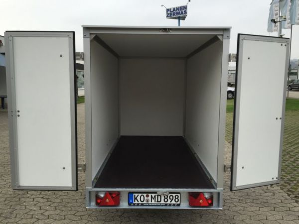 Einachser Koffer Gebremst Deyring Anhaenger Img 5187