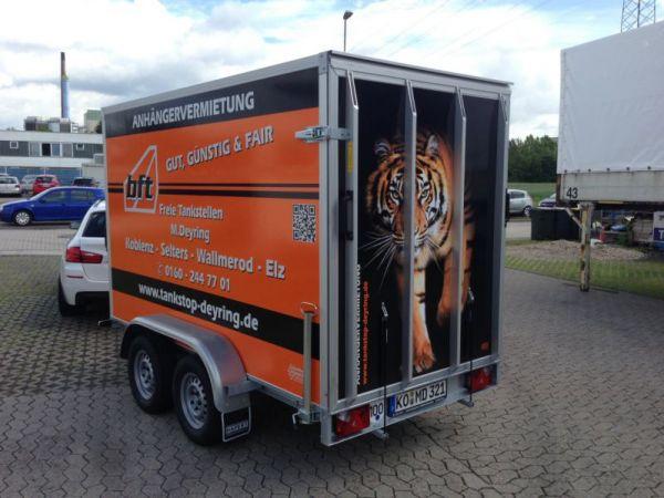 Zweiachser 3m Koffer Gebremst Deyring Anhaenger Img 2390