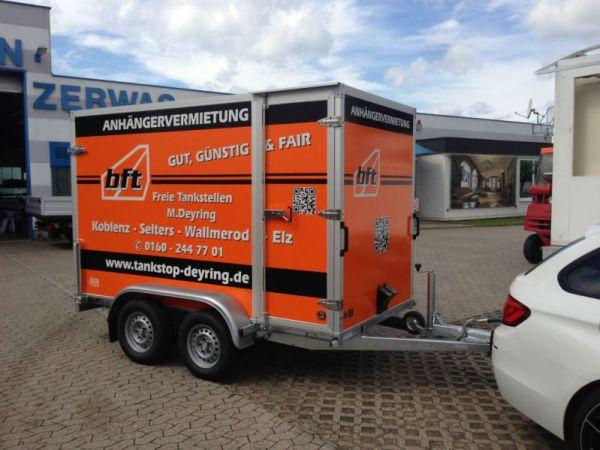 Mototrrad Transporter Komfort Gebremst Deyring Anhaenger Img 2388